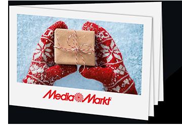 """Geschenkkarte """"Handschuhe"""" Sofortdruck"""